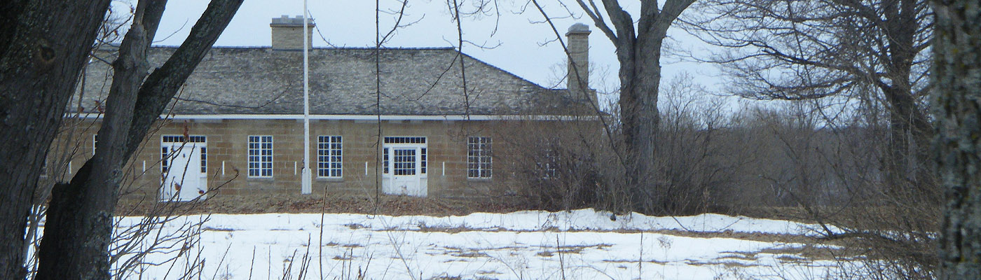 ontario military history, stone barracks